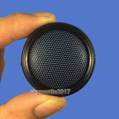 "1PCS 1.5/"" inch Tweeter Audio Speaker Cover Decorative Circle Metal Mesh Grille"