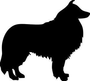 Dog Breed Car Stickers Uk