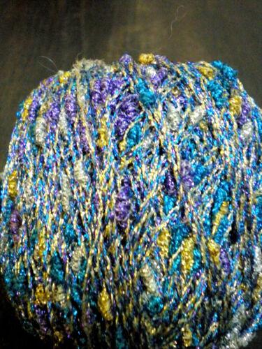 pequeños nódulos lurex Tiber Gedifra Orione vintage-Retro Schewe lumi-Tweed