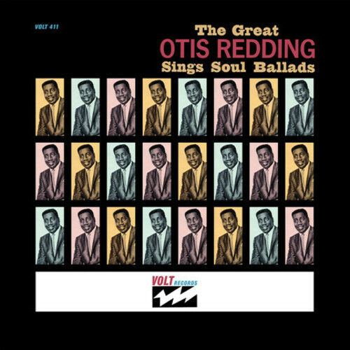 Otis Redding - The Great Otis Redding Sings Soul Ballads [New Vinyl LP]