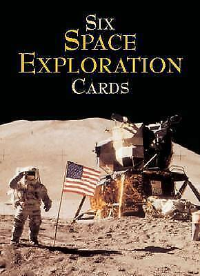 Six Space Exploration Cards by Charles R. Hacker (Paperback, 2003)