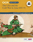 OCR A Level History AS: The USA and the Cold War in Asia, 1945-75 by Sheila Randall (Paperback, 2010)
