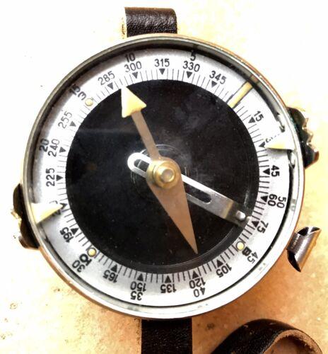 RKKA CA UdSSR CCCP Rote Armee 2.WK WH russischer Kompass Armkompass NEU!!
