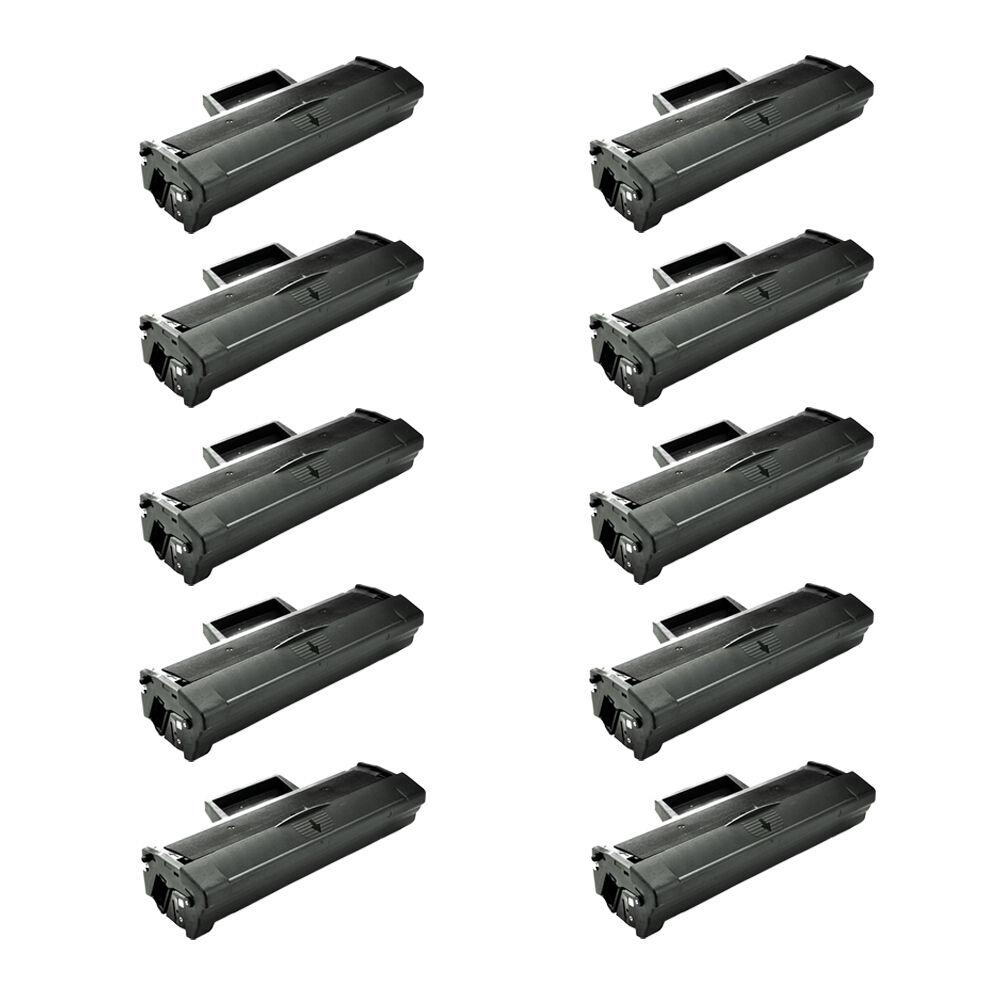 10pk Mlt-d101s Toner Cartridge For Samsung Sf-760p Ml-216...