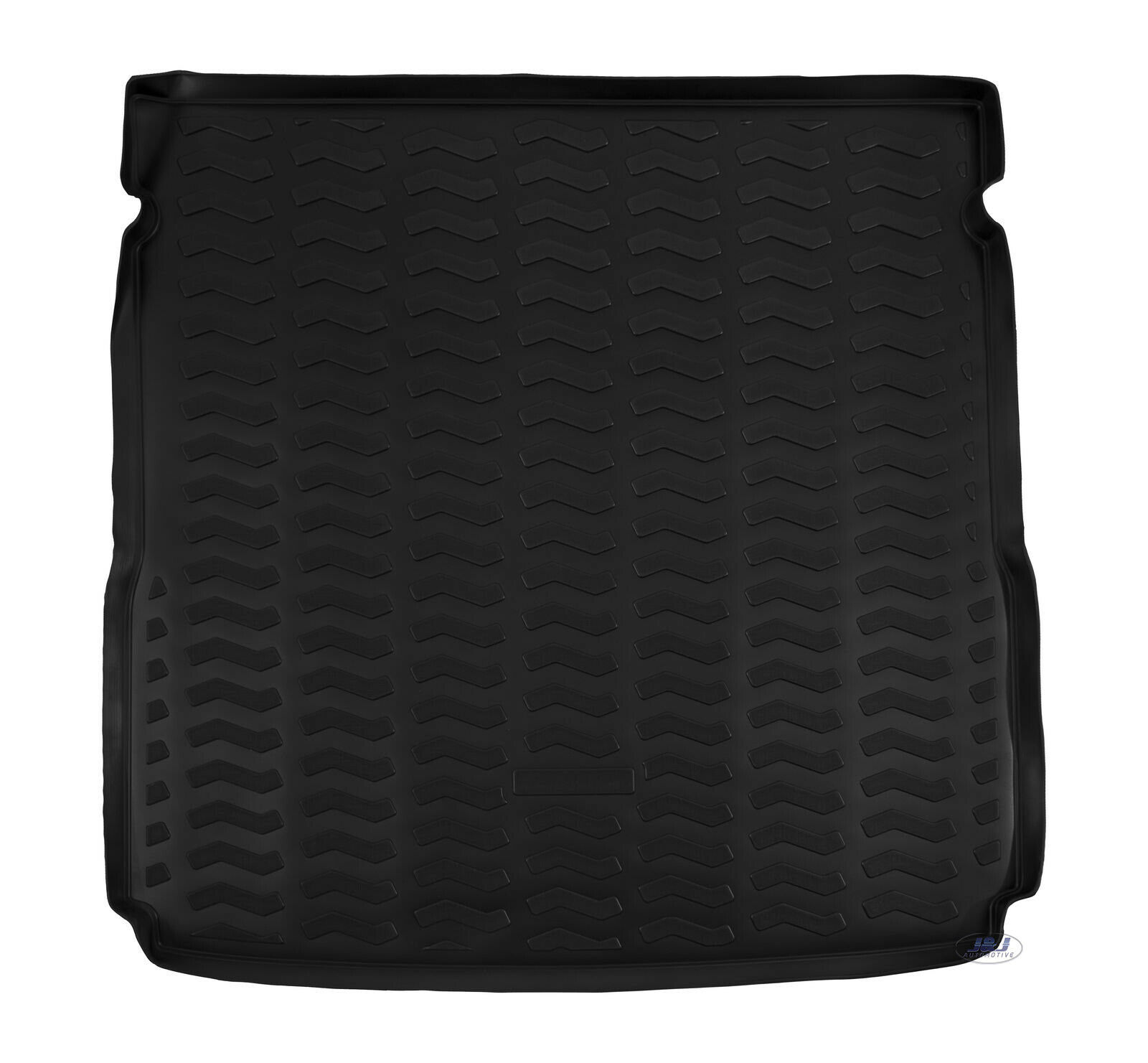 Simply Car Tailored Fit Heavy Duty Durable Black Boot Liner Tray Mat Protector for VW Passat Estate 2015 on