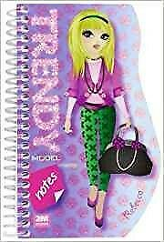Trendy model notes. Rebecca. Con gadget