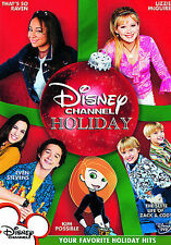 DISNEY CHANNEL HOLIDAY DVD 2005, Raven Lizzie McGuire Kim Possible - Christmas