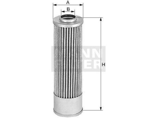 MANN-Oelfilter Oel-Filter Filtereinsatz H 724//3