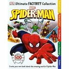 Spider-Man Ultimate Factivity Collection by DK (Paperback, 2014)