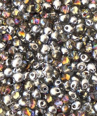 Miyuki seed beads Crystal//Marea Drop 3.4mm Glass beads-28grams