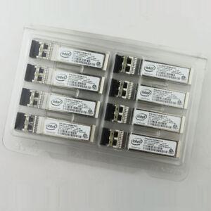 10pcs-Intel-FTLX8571D3BCV-IT-E10GSFPSR-10G-SFP-SR-For-X520-DA2-X710-DA2-X710-DA4