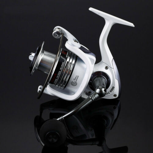 Left//Right Metal Spinning Fishing Reel Wheel Freshwater Saltwater HC Series