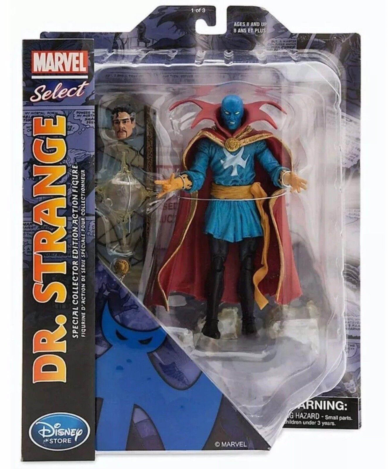Marvel Select Dr. Strange 7  Action Figure Sealed Pre-Infinity War  Limited Ed.