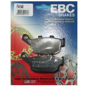 EBC-FA140-REAR-ORGANIC-BRAKE-DISC-PADS-HONDA-CBR500-NON-ABS-TWIN-2013-2018