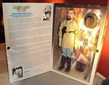 "SIDESHOW CIVIL WAR CONFEDERATE CS NATHAN BEDFORD FORREST 12"" INCH FIGURE MISB"