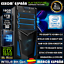 Ordenador-Pc-Gaming-Intel-Core-i5-8400-16GB-1TB-GTX1650-4GB-OC-DDR5-De-Sobremesa miniatura 1