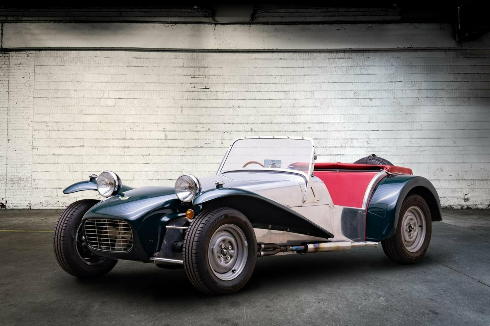 Lotus Super Seven 1,5 S2 2d