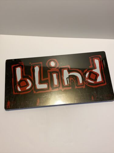 Blind Skateboards Logo Sign -Store Display Sizing