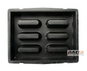 XXL-Betonform-40x30x8cm-Giessform-Bodenplatte-Garageneinfahrt-fuer-PKWs-F03