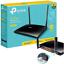 miniatura 1 - TP-Link-TL-MR6400-Router-WIRELESS-4G-LTE-Wi-Fi-N300-CON-SIM-SCHEDA-MOBILE-DATI