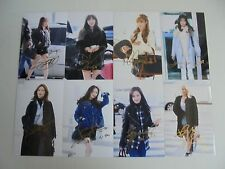 Girls Generation Yoona All Member Signed 8 Photos 4x6 Autographed USA SELLER 8