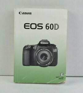 Download Canon EOS 60D PDF User Manual Guide