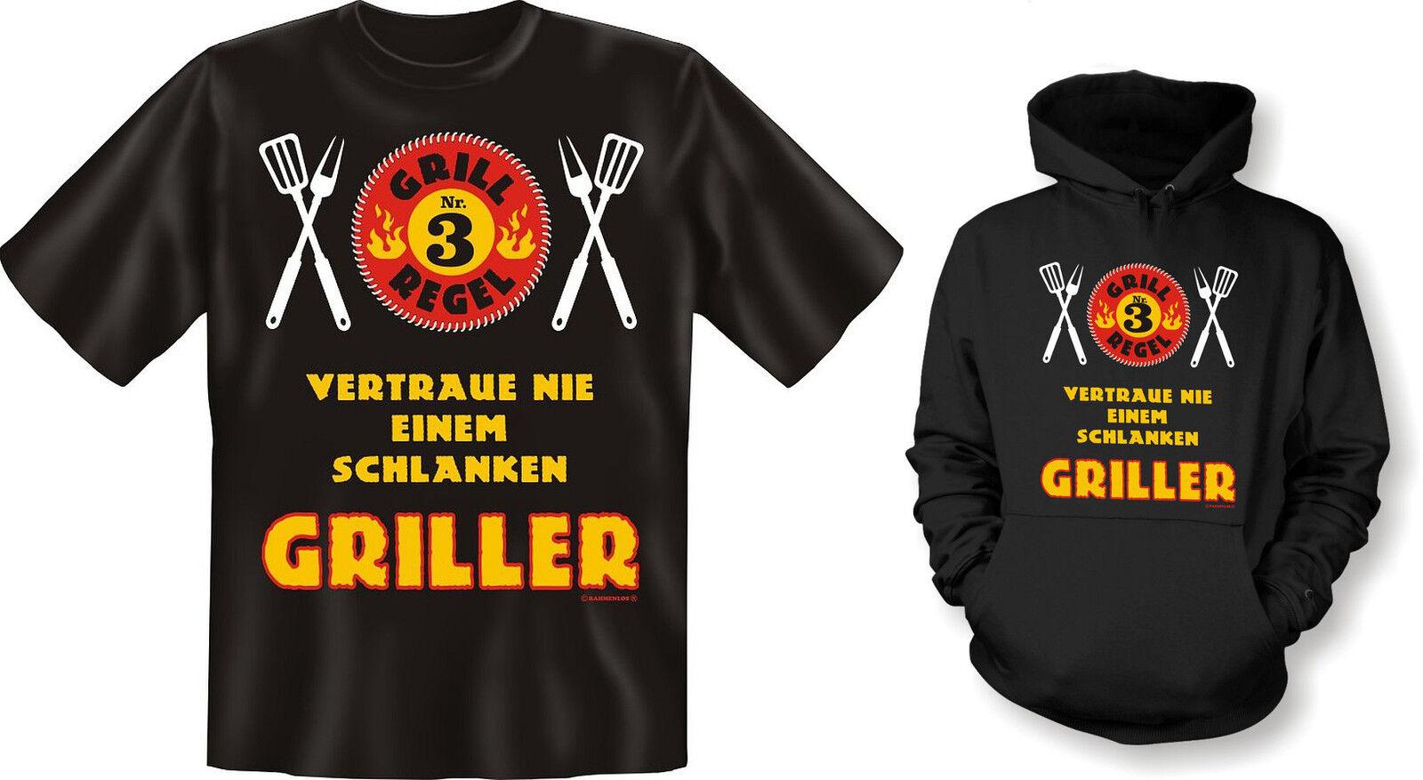 Kapuzenshirt Hoodie od. T-Shirt Grünraue nie einem schlanken Griller BBQ Grill  | München Online Shop  | Modern Und Elegant In Der Mode  | Ausgezeichnet (in) Qualität