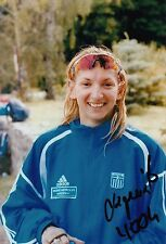 FANI CHALKIA *GRE*  > 1. Olympics 2004 / ATH - sign. Foto