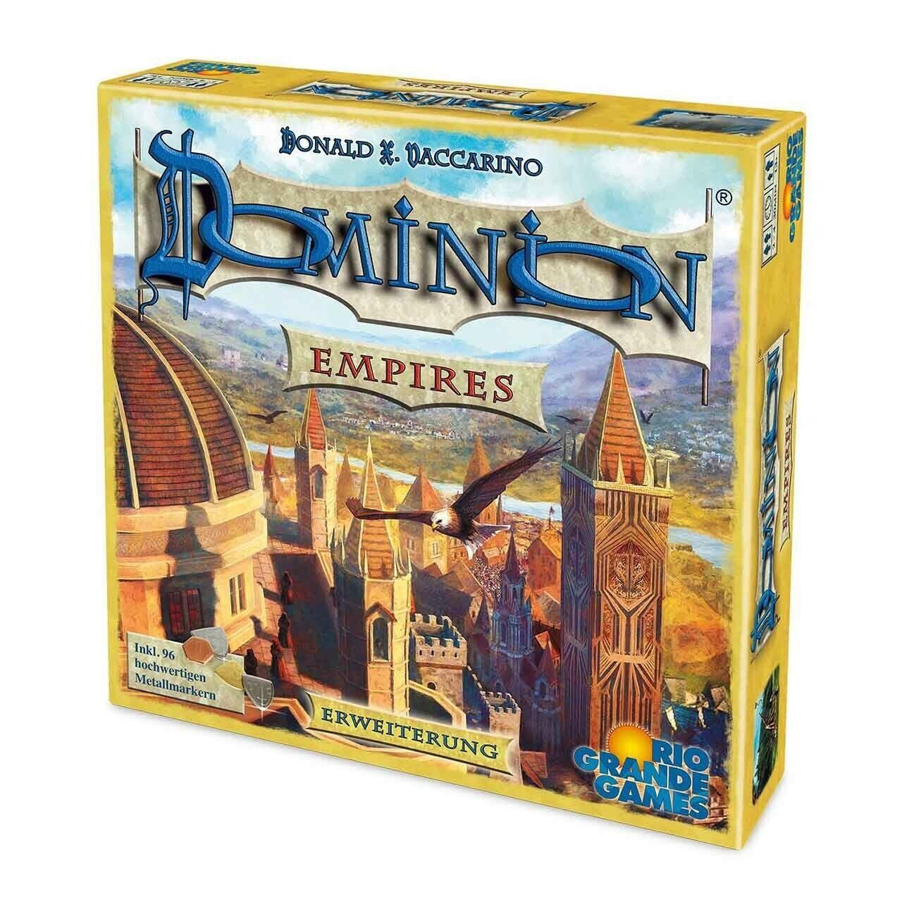 Dominion  Empires Empires Empires (Erweiterung) - benötigt das Basisspiel 13bd03
