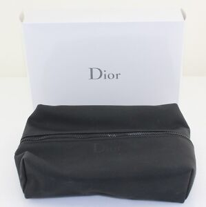 0d04ed137 Christian Dior Men's Toiletry BAG PURSE POUCH with Zip NEW In DIOR ...
