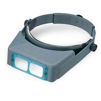 """Donegan Optical Optivisor with Lens Plate 3-1/2 x 4"""" - DA10 Toys"""