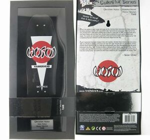 NEW Tech Deck Collector Series 10'' christian hosoi hosoi skates 1985 A69F