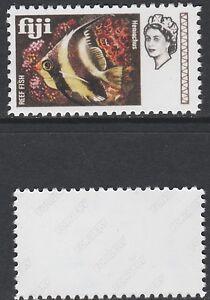 Fiji (1425) 1968 Coralfish missing value - a Maryland FORGERY unused