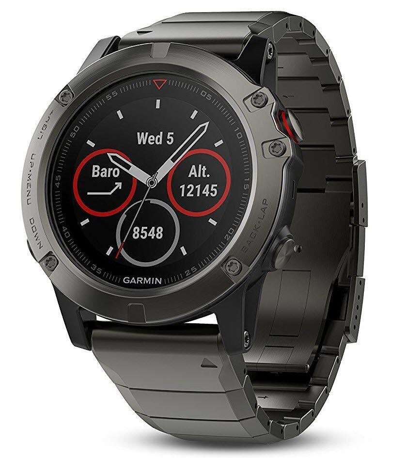 Garmin Fenix 5 Smartwatch Sapphire GPS Sport Running Smart Watch Smartwatch 5 Multisport Beat 36f77e