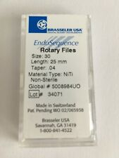 Brasseler Endosequence 5008984uo Rotary Files Rf30 04 Taper 25 Mm 4 Pack