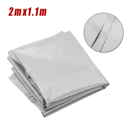 2M*1.1M Soft Grounding Earthing EMF//RF//RFID Conductive Shielding Fabric