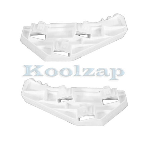 02-06 CRV Front Bumper Cover Spacer Bracket Retainer Support Left Right PAIR SET