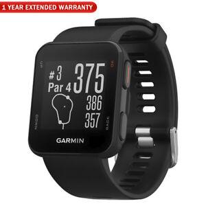 Garmin-Approach-S10-Lightweight-GPS-Golf-Watch-Black-w-Extended-Warranty