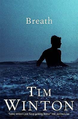 1 of 1 - Breath by Tim Winton (Paperback, 2009), Like new, free shipping+ tracking