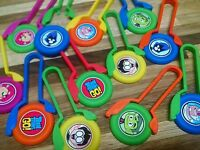 18 Teen Titans Go Disk Shooters Birthday Party Favor Treat, Award, Loot Bag