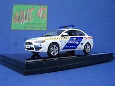 1/43 Police Vitesse Mitsubishi Lancer X Police Hongrie