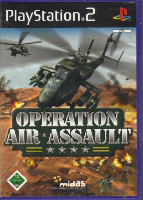 Operation Air Assault (Playstation 2)