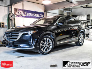 2017 Mazda CX-9 Signature * LEATHER * SUNROOF * NAV *