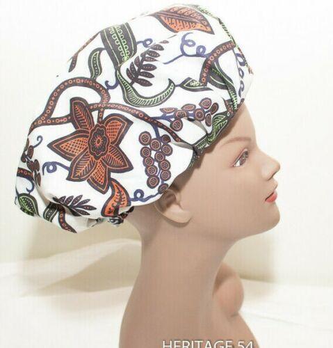 2 Côté africain Bonnet de douche sommeil Lounge Cap Bonnet Africa Women Head Wrap Reggae