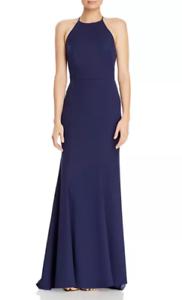 Jarlo Carlin Lace-Back Gown MSRP  Größe 6 A 748 NEW