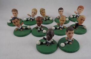 2003-England-Football-Corinthian-Microstars-McDonalds-edition-Set-of-11