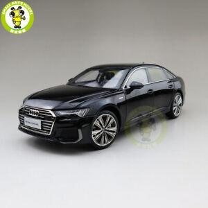 1-18-New-Audi-A6L-A6-2019-Diecast-Metal-Car-Model-Toy-Boys-Girls-Gifts-Black
