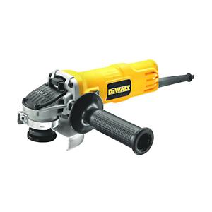 DeWalt-DWE4156-QS-Smerigliatrice-angolare-con-impugnatura-laterale-115-mm-900W