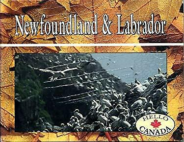Newfoundland and Labrador by Jackson, Lawrence