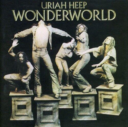 Uriah Heep - Wonderworld [New CD] Bonus Tracks, Deluxe Edition, Expanded Version